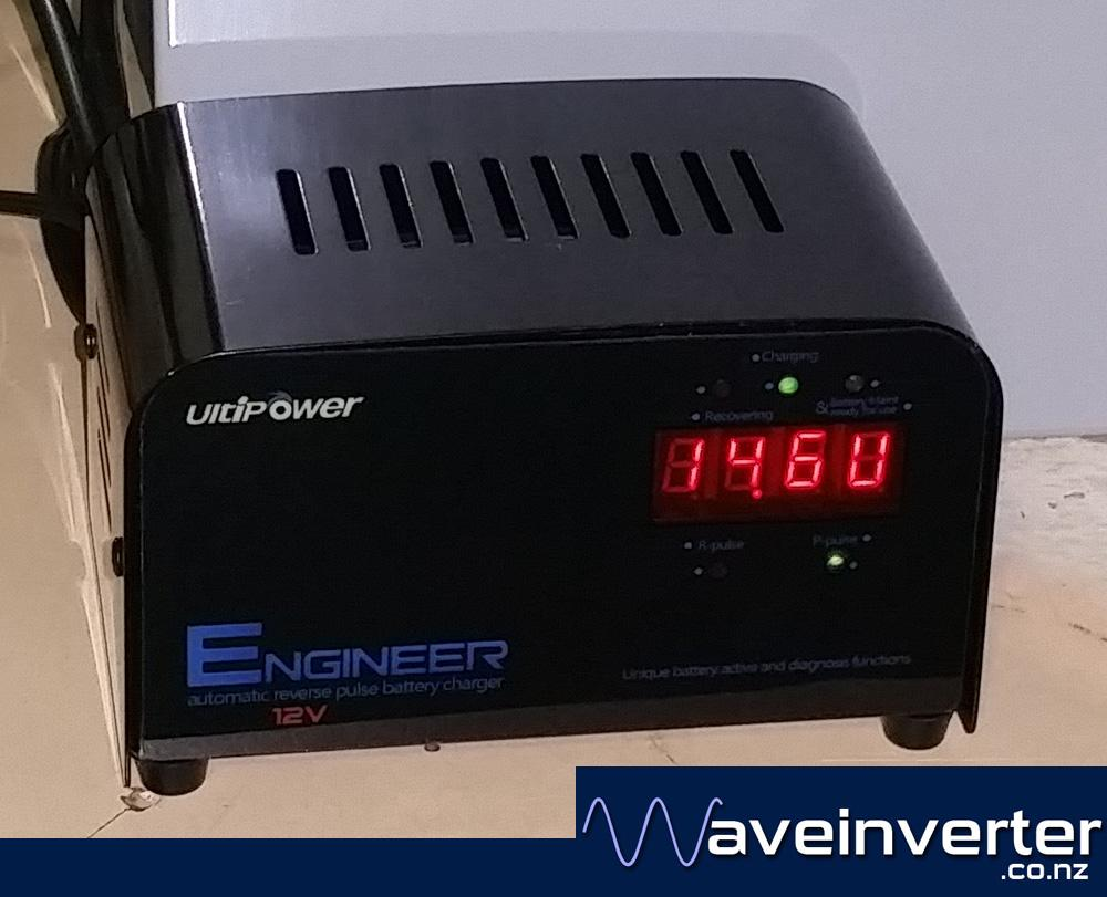 Ultipower 12v 2a Battery Smart Charger Wave Inverter Requirement For The Proposed Desulfator With Circuit